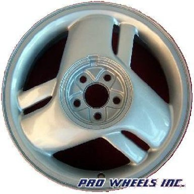 "Pontiac Sunfire 16X6"" Silver Factory Original Wheel Rim 6519"