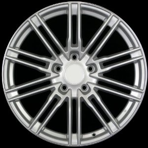 "22"" Wheels Set For Porsche Cayenne VW Touareg Audi Rims & Caps Set of 4"
