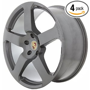 22 inch Porsche Cayenne S GTS turbo wheels rims