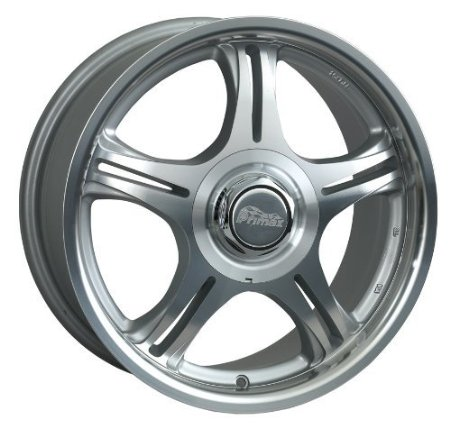 "Primax 333 Wheel with Painted Finish (17x7""/5x4.5)"