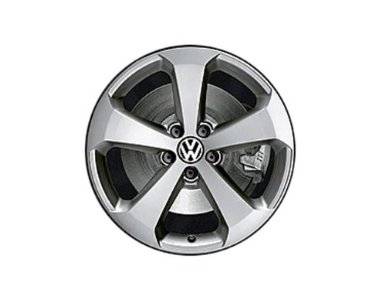 "18"" Volkswagen Thunder Wheel (Titanium finish)"