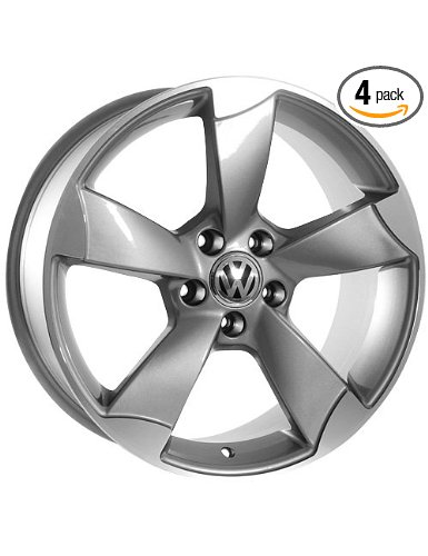 18 inch VW Volkswagen GTI EOS Jetta Passat black Golf Rabbit CC wheels rims