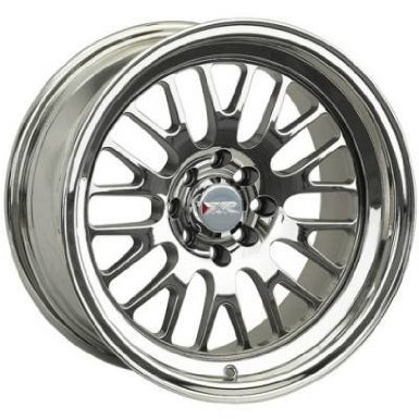 XXR 531 15x8 4x100 4x114.3 20MM Platinum Finish Set of 4