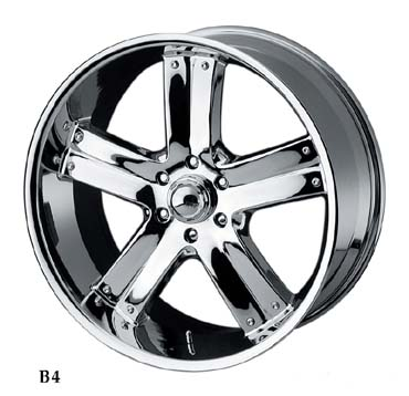 Bazo B4 Performance Wheels