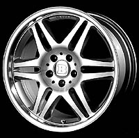 Brabus Monoblock VI Performance Wheels