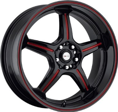 FOCAL - type 172 f01 fwd - 18 Inch Rim x 8 - (5x110/5x115) Offset (42) Wheel Finish