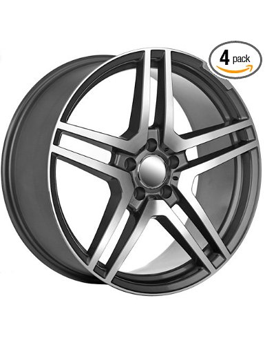 18 inch Mercedes Benz C CL CLK E S SL wheels rims AMG style