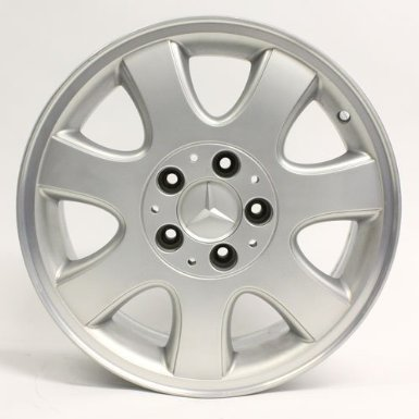 Mercedes Benz CLK 16 Inch Factory OEM Wheel Rim 208 Type # 65245 2001 2002 2003