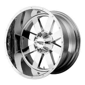 "Moto Metal MO962 Wheel with Chrome Finish (20x12""/5x5.5"")"