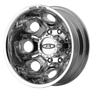 Moto Metal Dually (Series MO953) Polished Wheel