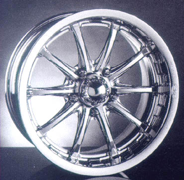 Weld Evo Axis 5 Performance Wheels