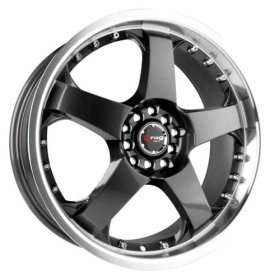 "Drag Extreme Alloys DR-11 17"" Performance Wheels"